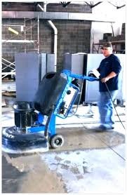 removing tile from concrete floor how