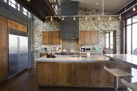 Mid Century Modern The Benefits Of Led Track Lighting Fixtures Kitchen With Wooden Cabinets And Led The Benefits Of Led Track Lighting Fixtures Kitchen With Stainless