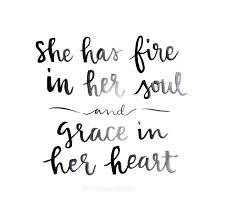 Quotes About Grace And Beauty Best of Fire And Grace The Power Of Words Pinterest Inspirational