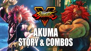 akuma tale combos road fighter five year 2 all games web