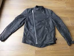 vintage belstaff rebel waxed cotton biker jacket cafe racer excellent condition