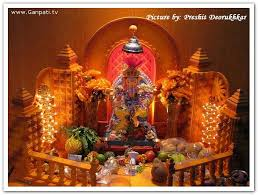 wallpapers ganapati decorations ganesh chaturthi decoration