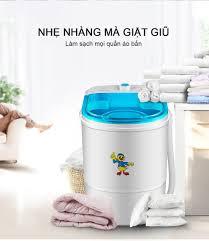 EuroHome Máy giặt mini Duck Nhỏ Gọn Tiện Lợi giá rẻ 1.293.000₫