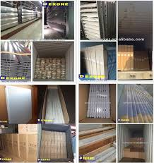 Reliable Louvers Color Chart Outdoor Rain Ceiling Louvers In Garden View Ceiling Louver Dexone Product Details From Foshan Dexone Building Materials Ltd On Alibaba Com