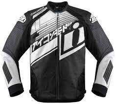 icon hypersport prime hero jackets leather black white icon textile jackets icon