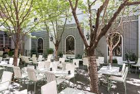 Outdoor Dining Nyc