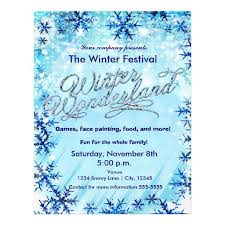 10 Best Images Of Winter Flyer Template - Winter Holiday Flyer ...