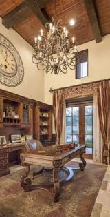 home office world. Home Office World. Mediterranean Luxury With An Elegant Chandelier And Free Standing Desk World N
