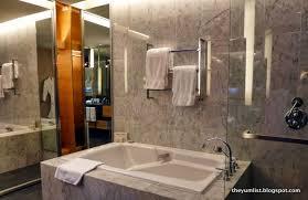 hilton kuala lumpur hotel malaysia the yum list hotel with big bathtub