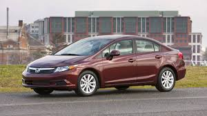 50,000 copies of the 2012 Honda Civic recalled over driveshaft ...