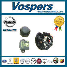 nissan genuine patrol gr y tow bar electrics wiring kit tek  genuine nissan qashqai trailer hitch bar tow bar single wiring kit ke505jd107