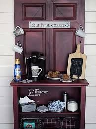 Practical and trendy, it allows you not only to drink your favorite drink at will but also to bring a little decorative touch to the kitchen, whatever its style. Diy Coffee Bar Perk Up Your Home Design Bob Vila