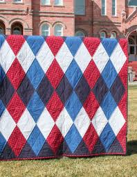 Geared for Guys quilt book -