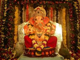 ganpati decoration ideas with flowers ganesh chaturthi floral