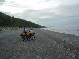 Hope To Homer Beach Ride Story Of The First Fatbikes In