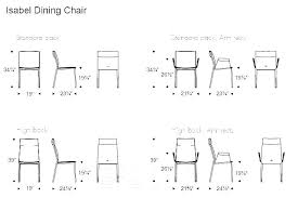 incredible dining chair heights dining room chair dimensions for fine dining dining room chair merements ideas