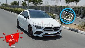 2020 Mercedes Benz Cla 200 Edition 1 Gcc 0km W 2yrs Unlimited Mileage Wty 60k Km Serv At Emc