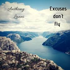 Excuses Don't Fly by Anthony Lanni