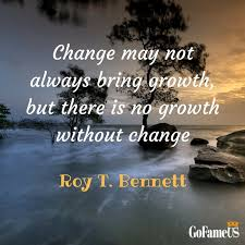 Quotes About Change And Growth Magnificent Top 48 Motivational Quotes About Change And Growth