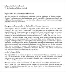 Template Audit Report Sample Audit Report 10 Documents In Pdf