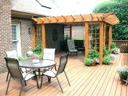 how to build a pergola attached the house deck paa plans building pergolas with gable roof