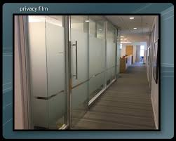lobby signs etched glass corporate signs graphics wall design san jose california