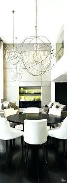 dining room lighting contemporary glamorous chandeliers for dining room contemporary gallery best chic modern dining room