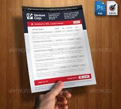 Invoice Dengan Desain Modern Home Facebook