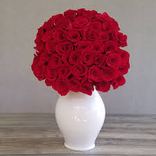send 50 red roses bouquet in miami same