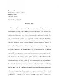 019 College Essay Topics Free Sample Interview Thatsnotus