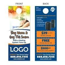 door knobs door knob advertising hangers for high quality prints free fall season hanger