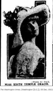Edith Temple Adams (Gracie) (1894 - 1918) - Genealogy