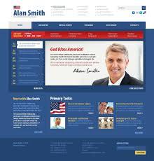 Political Website Templates Political Candidate Website Template 30962