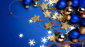 Blue Christmas Wallpaper HD ...