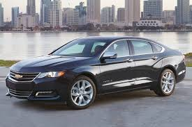 2016 Chevrolet Impala Pricing - For Sale | Edmunds