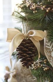 Pinecone Christmas Tree Craft  Blogger BestsPine Cone Christmas Tree Craft Project