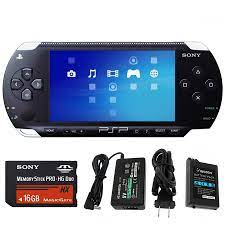 MÁY CHƠi GAME PSP 1000 HACK Full + SD 16GB_32Gb