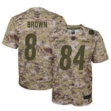 Camo Camo Jersey Jersey Antonio Brown Antonio Camo Antonio Brown