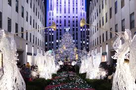 Nyc Tree Lighting 2015 5 Favorite Christmas Places In Nyc Tineey