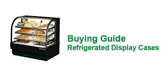 ing guide refrigerated display case