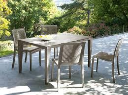table et chaise de jardin plastique – up-up
