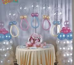 Decorar el saln para un baby shower es algo maravilloso. Todo lo que se  debe