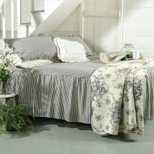 pinstripe duvet cover intended for your property quick ship gray and white duvet grey stripe single