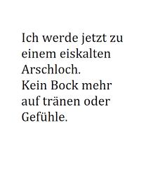 Cry Deutsch German Liebe Self Made Zitat Gefühle Spruch Traurig