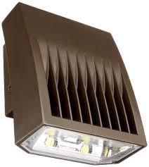 lumark xtor5a crosstour ma wall mount led light 41w full cutoff door 120 277v 5000k carbon bronze flood lighting com