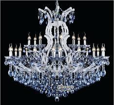blue crystal chandeliers plus stylish blue crystal chandelier