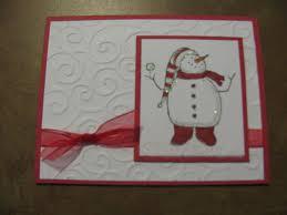 Creative Christmas Cards Card Ideas From Stampin Up Christmas Cards Stampin Up