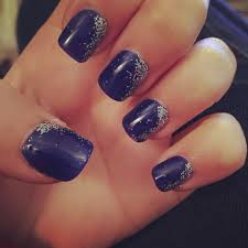 Navy Blue Nail Designs For Prom 37 Secrets To Navy Blue Nails Prom Acrylic Top Tips For