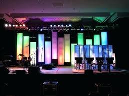 church lighting design ideas. Church Lighting Ideas Dot Banners Stage Design Field Strips Small R