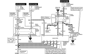 lincoln town car i need a wiring schematic of a 1997 lincoln i have enclosed the diagrams for the fuel pump circuit let me know if you need more graphic